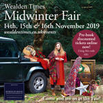 WEALDEN MIDWINTER FAIR 2019, 14th, 15th & 16th Nov 2019