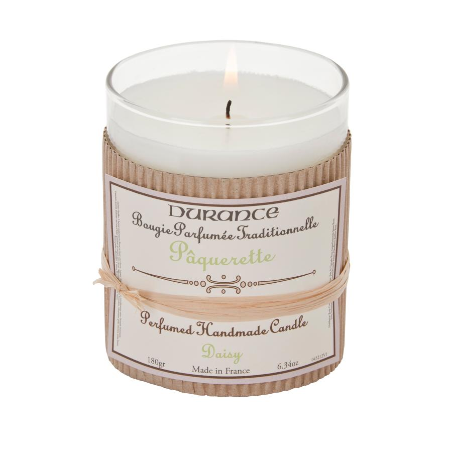 Scented Candle - Daisy 180gr