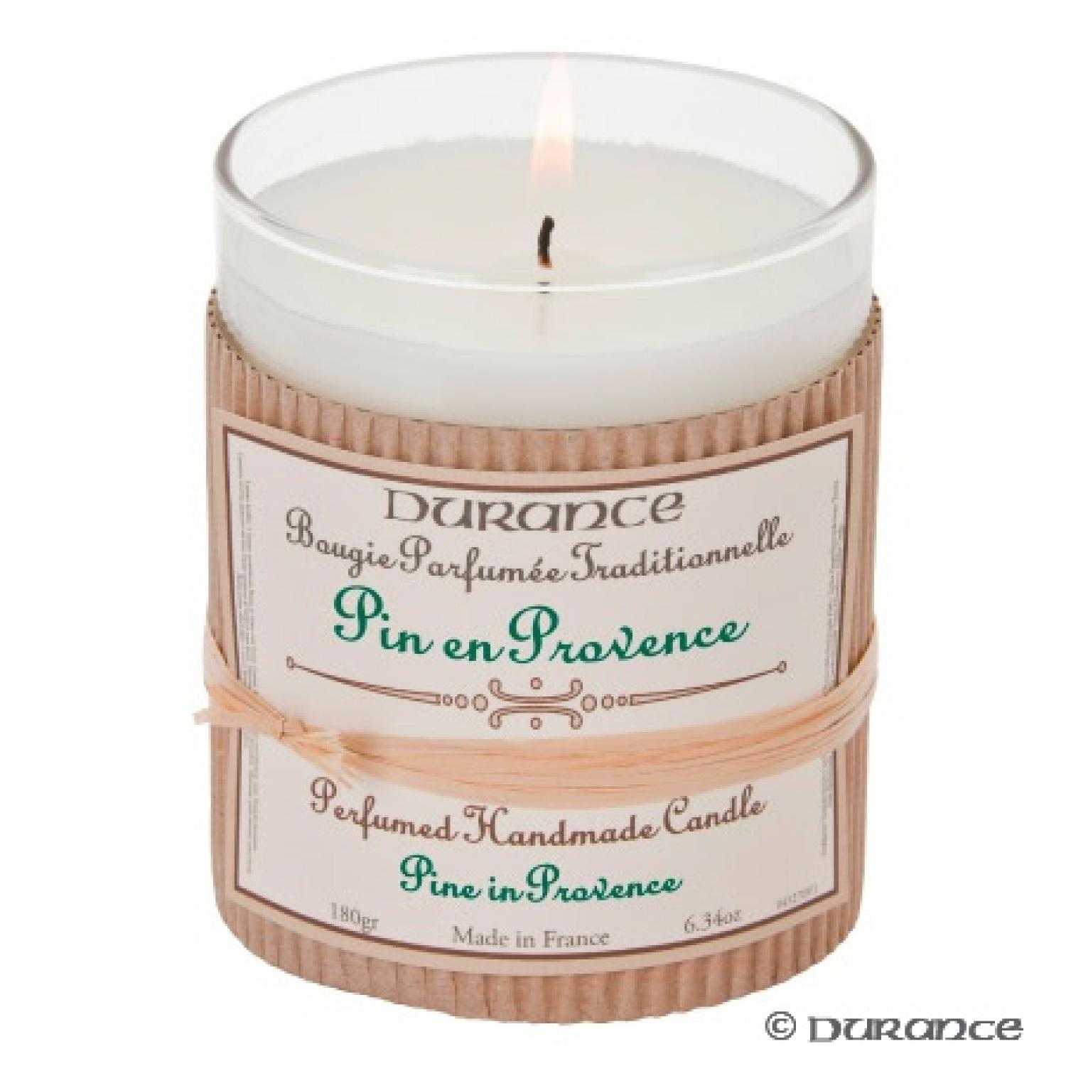 Scented Candle - Pine in Provence 180gr