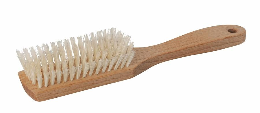 Hairbrush for sensitive scalp