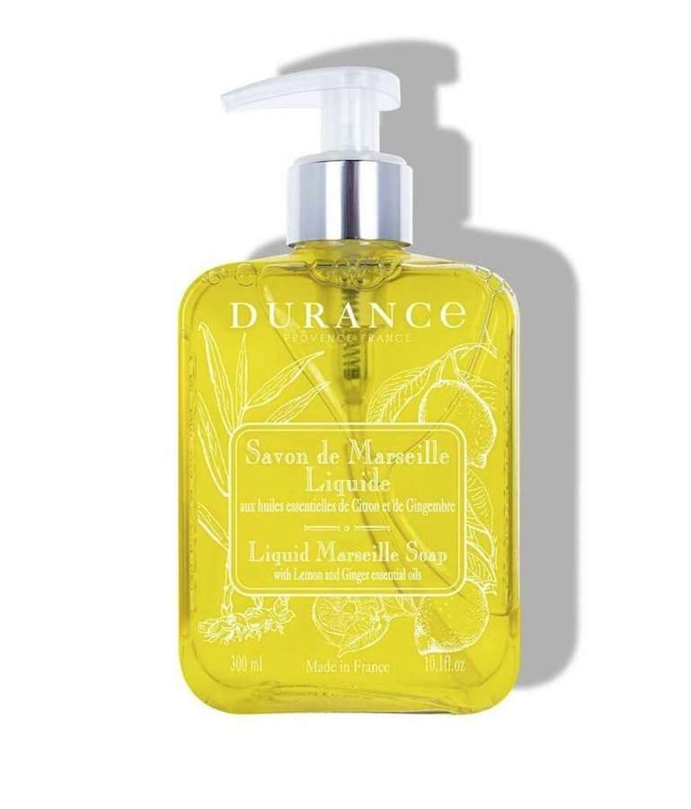 Liquid Soap - Lemon and Ginger 300ml
