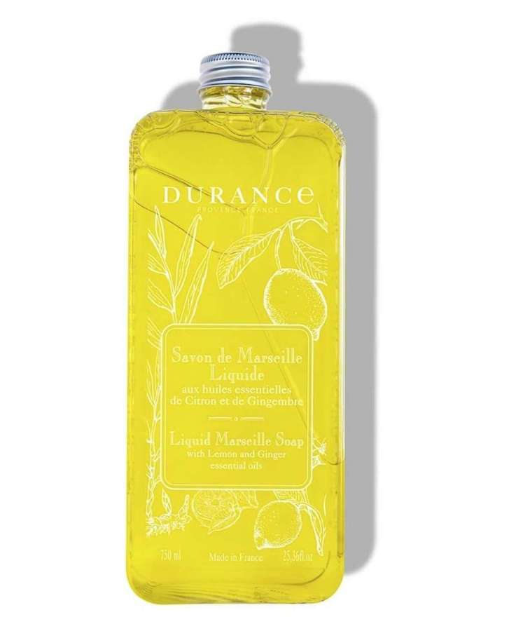 Liquid Soap Refill - Lemon and Ginger 750ml
