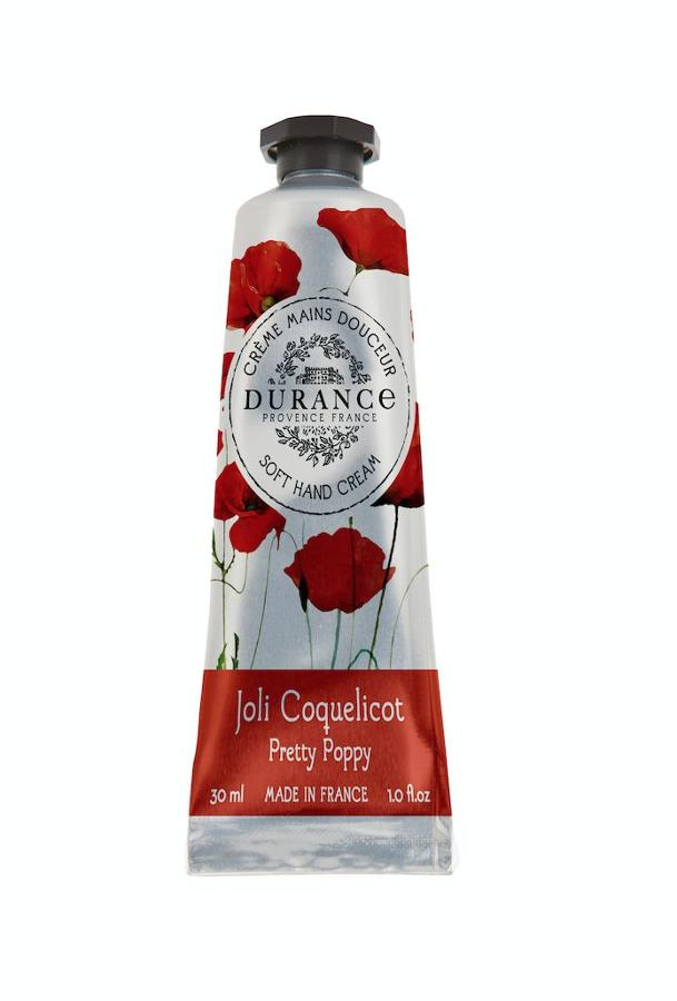 Soft Hand Cream 30ml Pretty Poppy