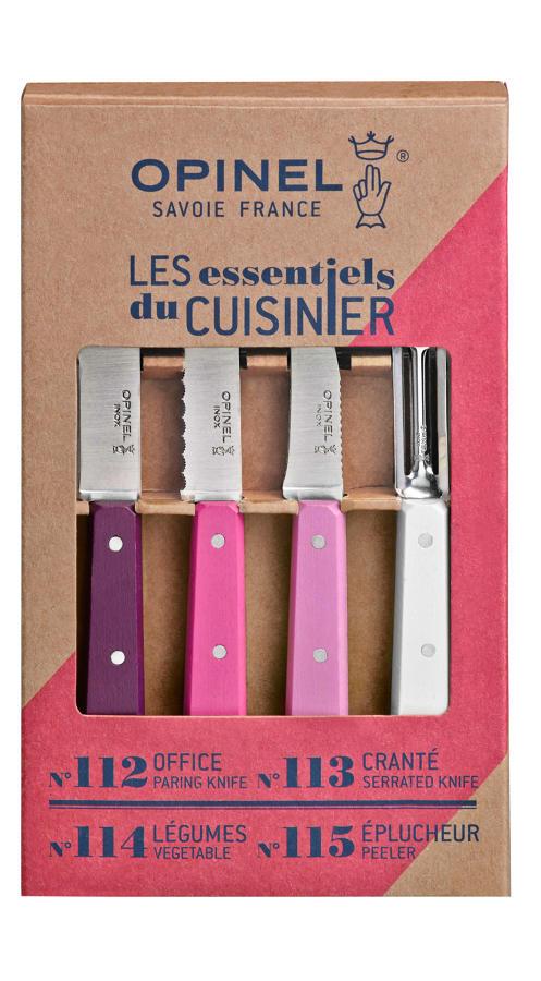 Les Essentiels Mixed Kitchen Set - Primarosa Colours