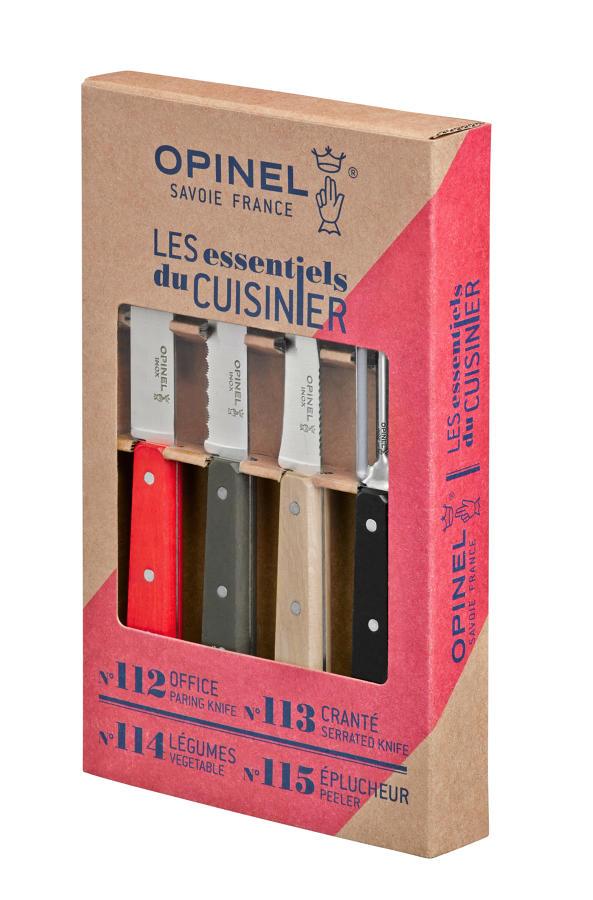 Les Essentiels Mixed Kitchen Set - Loft Colours