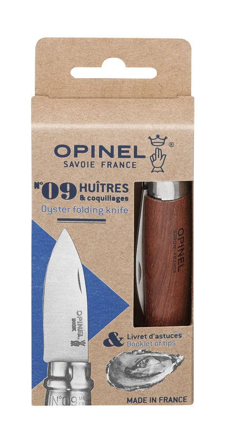 Oyster and Shellfish Knife No.9