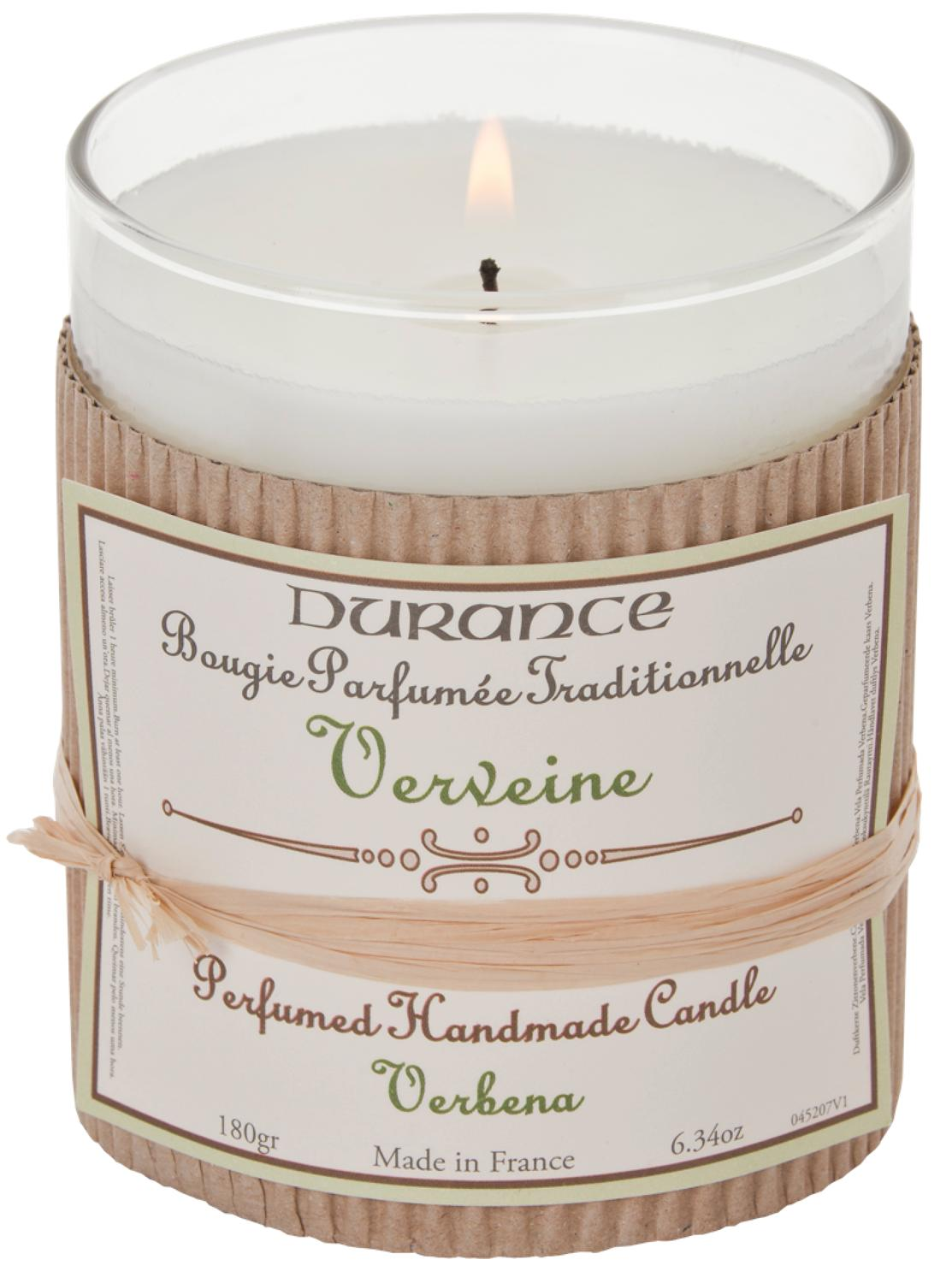 Scented Candle - Verbena 180gr