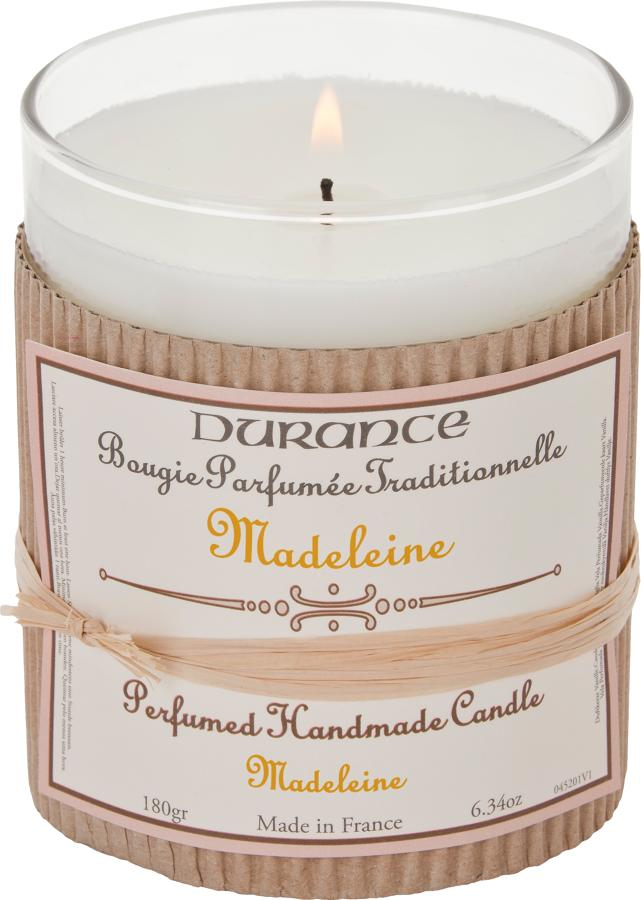 Scented Candle - Madeleine 180gr