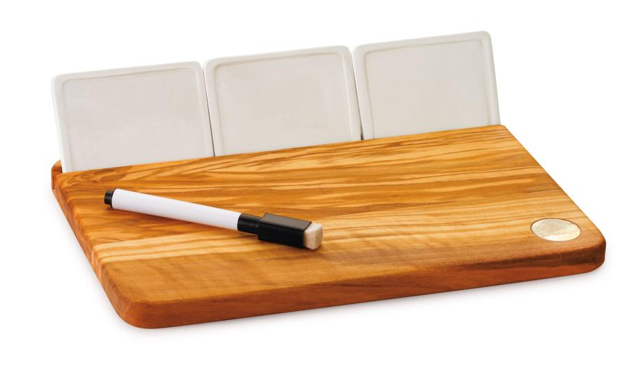 Cheese Board - Acero range Olive wood