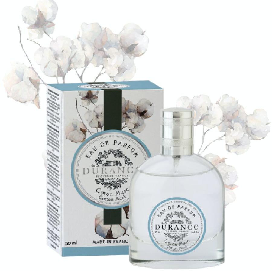Eau de Parfum 50ml – Cotton Musk