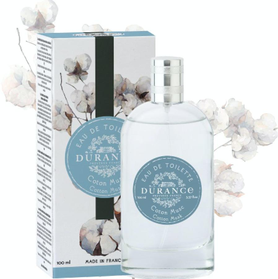 Eau de Toilette 100ml – Cotton Musk