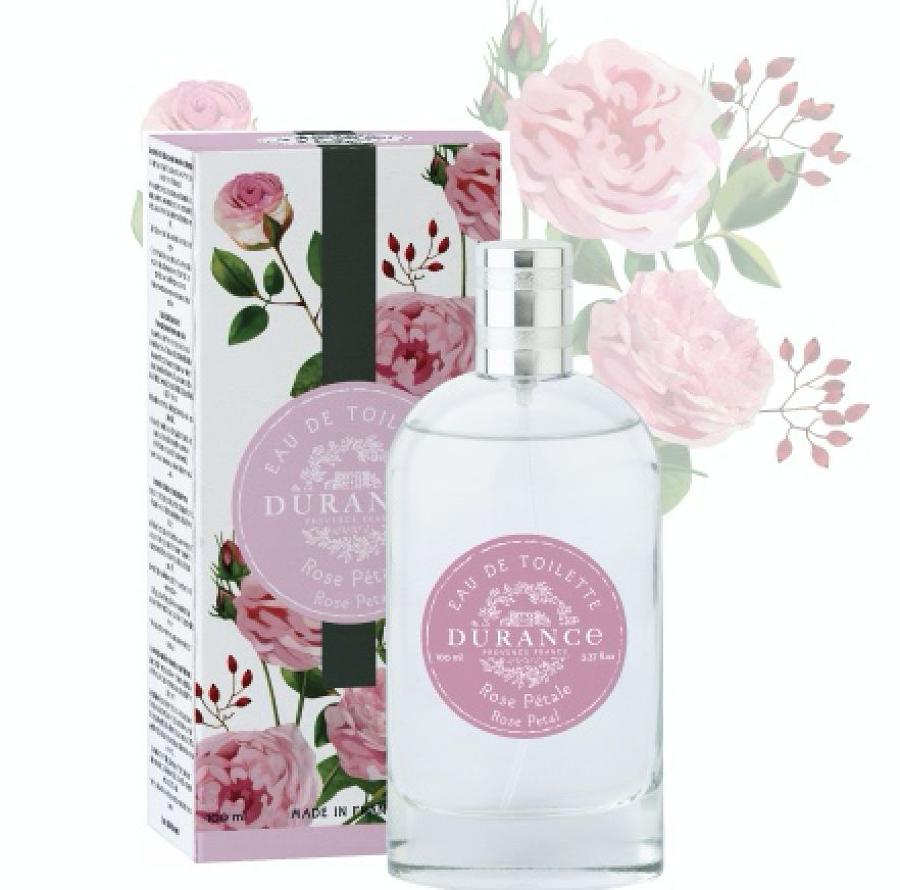 Eau de Toilette 100ml – Rose Petal
