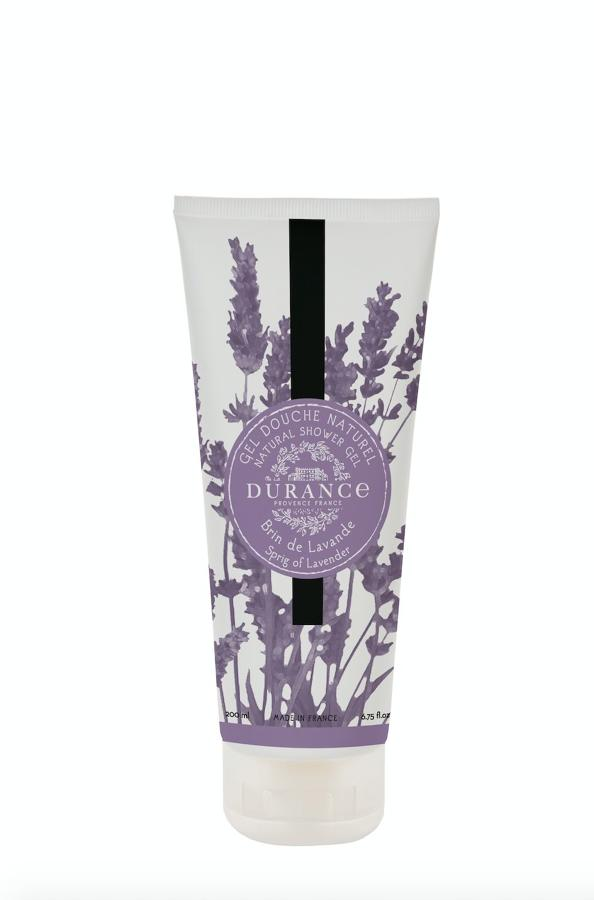 Natural Shower Gel 200ml – Sprig of Lavender