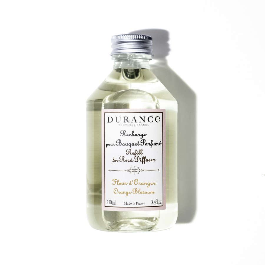 Reed Diffuser Refill - Orange Blossom 250ml