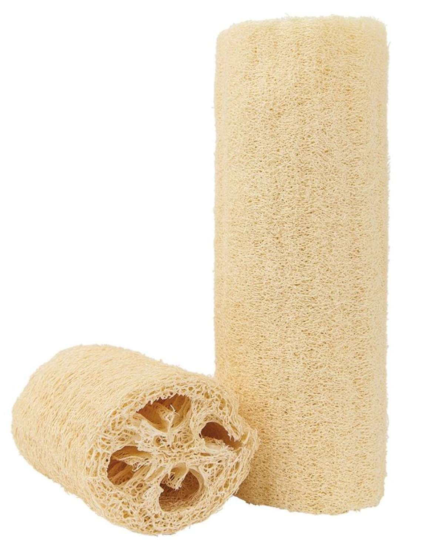 100% Natural Loofah - 45-50cm long
