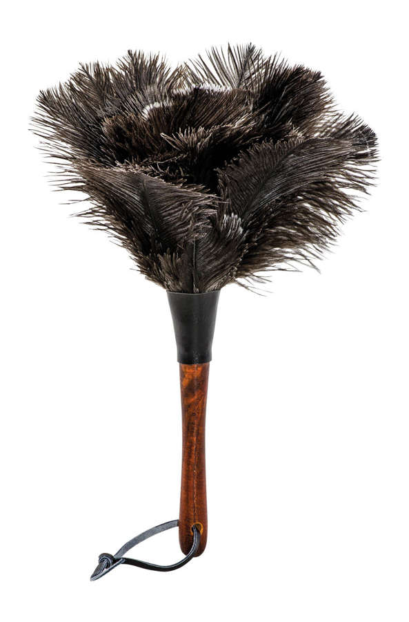 Ostrich Feather Duster - Mini 28cm